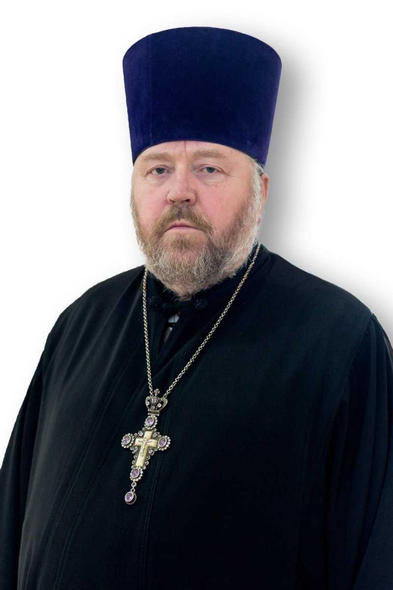 Протоиерей Сергий Аристов
