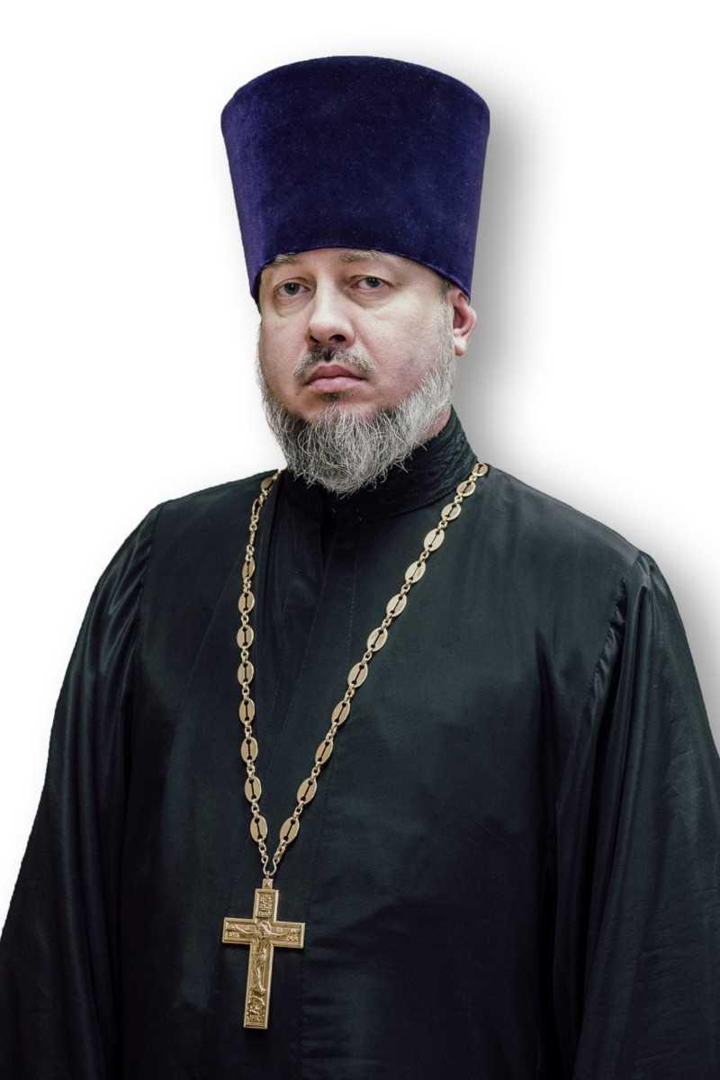 Протоиерей Василий Кириллин