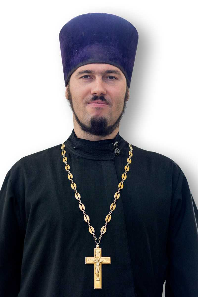 Протоиерей Виталий Кликинов