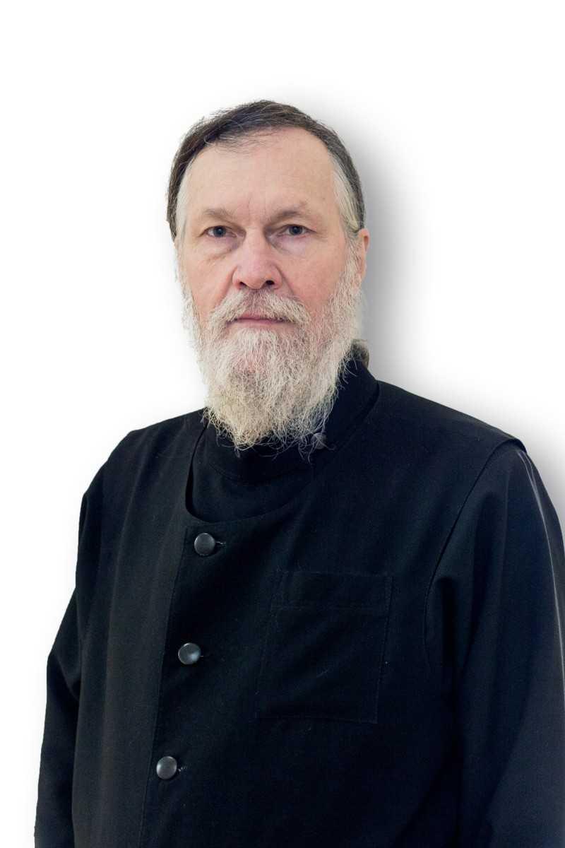 Протодиакон Сергий Ахматов