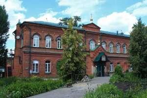 Храм Сошествия Святого Духа г. Ульяновска