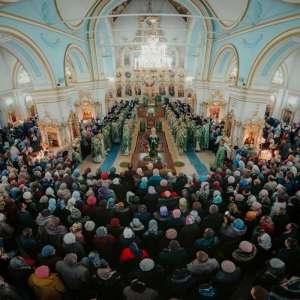 10 декабря православные верующие отметили память святого небесного покровителя града Симбирска – блаженного Андрея Симбирского