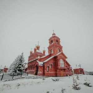 17 декабря, в день памяти святой вмц. Варвары, в Михаило-Архангельском монастыре с. Комаровка были совершены торжественные богослужения
