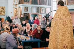 Для прихожан Неопалимовского храма Ульяновска провели лекцию «Мистицизм в Православии»