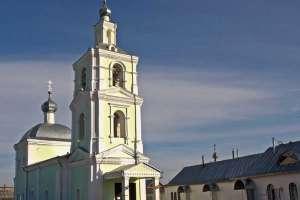 Храм Богоявления с. Арское