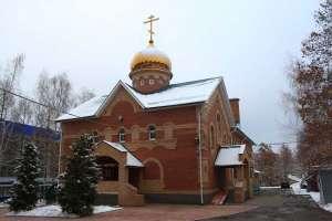 Храм в честь святых праведных Иоакима и Анны г. Ульяновска