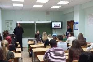 Симбирская Православная молодежь отметила Национальный день волонтера