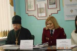 Священнослужитель принял участие в брифинге, посвященном проблеме заболеваемости ВИЧ и СПИД в Ульяновской области