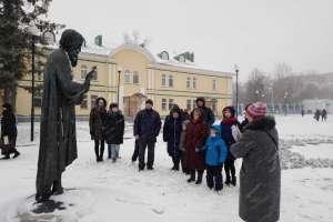 Для юных прихожан Духосошественского храма Ульяновска провели  краеведческую  экскурсию
