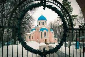 Храм Воскресения Христова г. Ульяновска