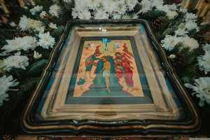 19 января Симбирская епархия отметила праздник святого Богоявления, Крещения Господа нашего Иисуса Христа.