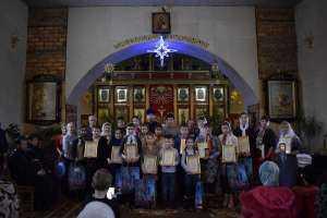 Рождество в Вешкайме отметили соборной молитвой, концертом духовной музыки и награждением победителей детского конкурса