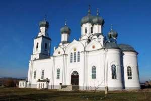 Храм в честь Покрова Пресвятой Богородицы с. Большие Ключищи