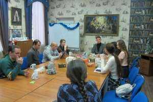 В молодежном центре при Спасо-Вознесенском соборе состоялось первое заседание Коллегии Симбирской православной молодежи
