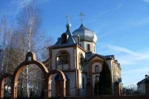 Храм в честь иконы Божией Матери «Казанская» с. Нижние Тимерсяны
