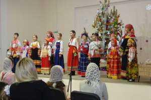 Светлый праздник Рождества Христова в Новоульяновске отметили большим сводным концертом