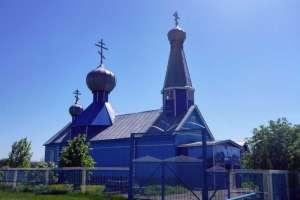Храм Покрова Пресвятой Богородицы с. Покровское