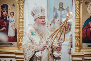 15 февраля православные верующие отметили великий двунадесятный праздник Сретения Господа Бога и Спаса нашего Иисуса Христа
