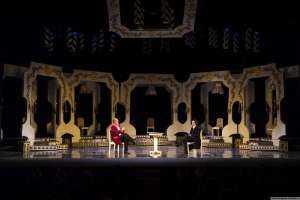 25 февраля состоялся показ спектакля. С. Грибоедова «Горе от ума» в рамках совместного проекта Симбирской епархии и Ульяновского драматического театра «Воспитание театром»