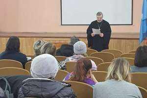 Начались родительские собрания по выбору одного из модулей предмета «Основы религиозных культур и светской этики»