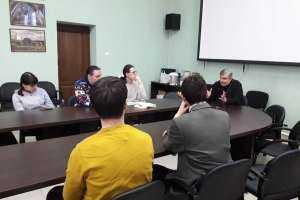 Священнослужитель рассказал участникам православного клуба «Спас» об иконе «Неупиваемая чаша» и важности Причастия в жизни каждого