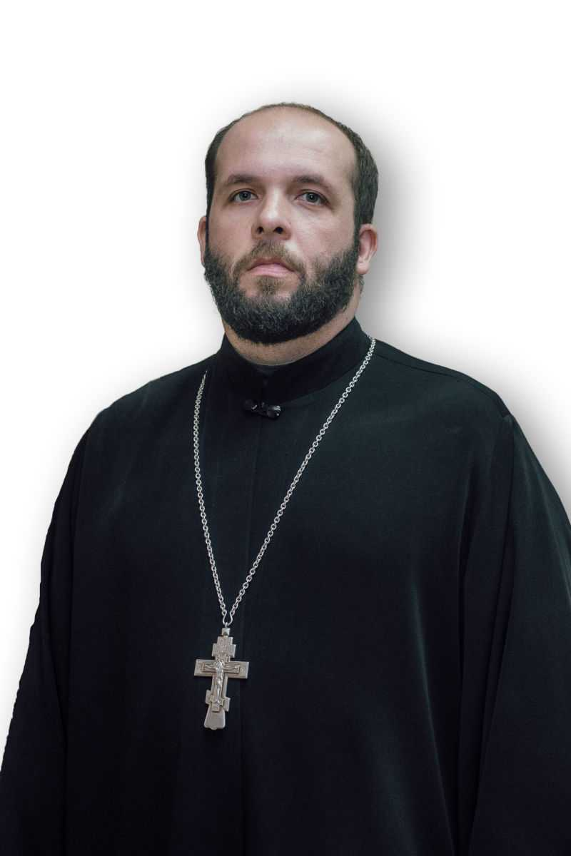 Иерей Даниил Майоров