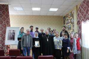 В Симбирской епархии прошли праздничные мероприятия ко Всемирному дню православной молодежи