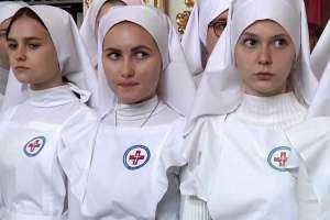 Сёстры милосердия Симбирской епархии подключились к программе волонтерской помощи проекта «Мы вместе»