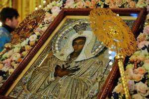 3 апреля Святейший Патриарх Московский и всея Руси Кирилл совершит объезд вокруг Москвы с иконой Божией Матери «Умиление»