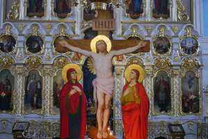Митрополит  Иосиф возглавил служение четвертой заключительной Пассии
