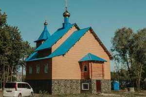 Православные волонтеры оказали помощь храму в честь Казанской иконы Божией Матери