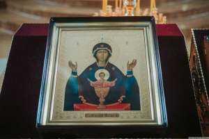 18 мая совершается празднование чудотворной иконе Божией Матери «Неупиваемая Чаша»
