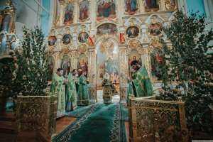 8 июня Православная Церковь отмечает День Святого Духа