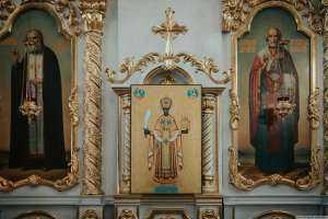 Копия древнего Промзинского образа святителя Николая теперь в главном соборе Симбирска