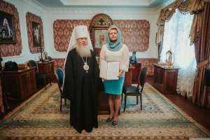 Симбирское духовенство готово оказывать паллиативную помощь детям
