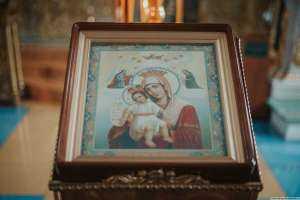 Празднование иконе Божией Матери «Достойно есть»