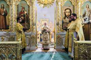Память преподобных отцов в святой горе Афонской просиявших