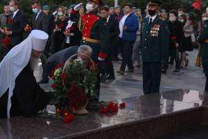 Митрополит Иосиф принял участие во Всероссийской акции «Свеча памяти», посвященной Дню начала Великой Отечественной войны