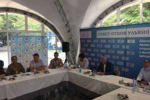 Представитель духовенства епархии принял участие в Совете отцов региона с участием губернатора области