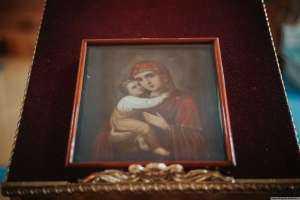 День празднования Владимирской иконы Божией Матери