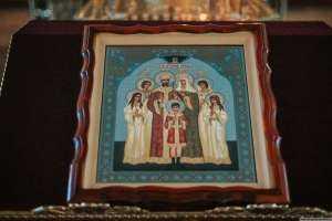 Память мученической кончины святых Царственных страстотерпцев в Ульяновске