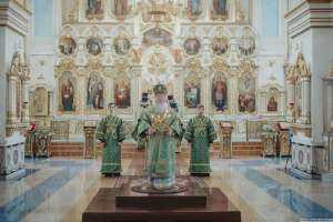 Память обретения честных мощей преподобного Сергия, игумена Радонежского, всея России чудотворца в Симбирске