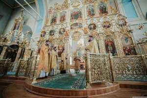 Богослужения в Неделю 6-ю по Пятидесятнице