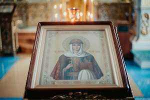 Память святой равноапостольной великой княгини Российской Ольги в Симбирске