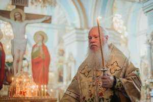 26 июля молитвенно отмечено 15-летие со дня страдальческой кончины первого настоятеля возрожденной Вознесенской Давидовой Пустыни архимандрита Германа