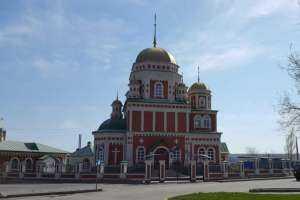 В Новоульяновске на Троицком приходе отметили День отца