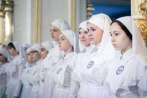В Симбирской епархии открыт набор в старший корпус сестер милосердия