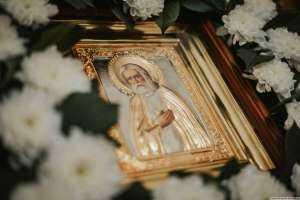 Митрополит Иосиф возглавил торжество престольного праздника в храме во имя преподобного Серафима г. Ульяновска