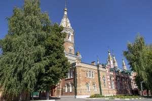 Свято-Воскресенско-Германовский собор г. Ульяновска