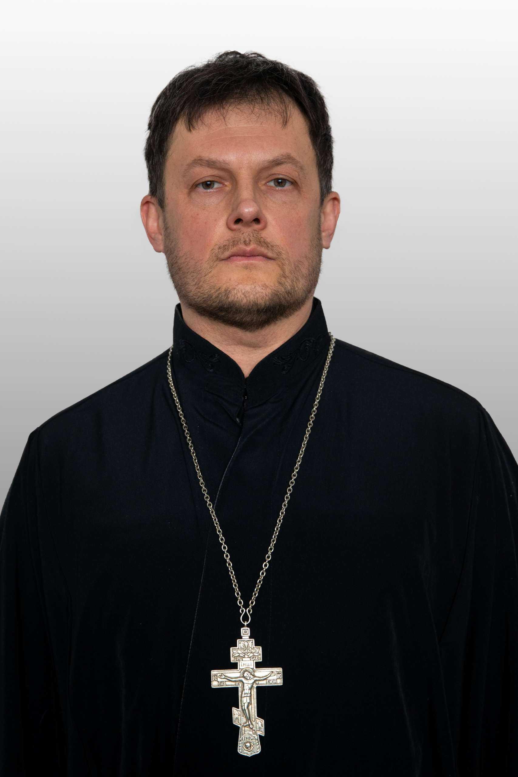 Иерей Алексий Лесняков
